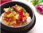 五花肉石锅拌饭的做法